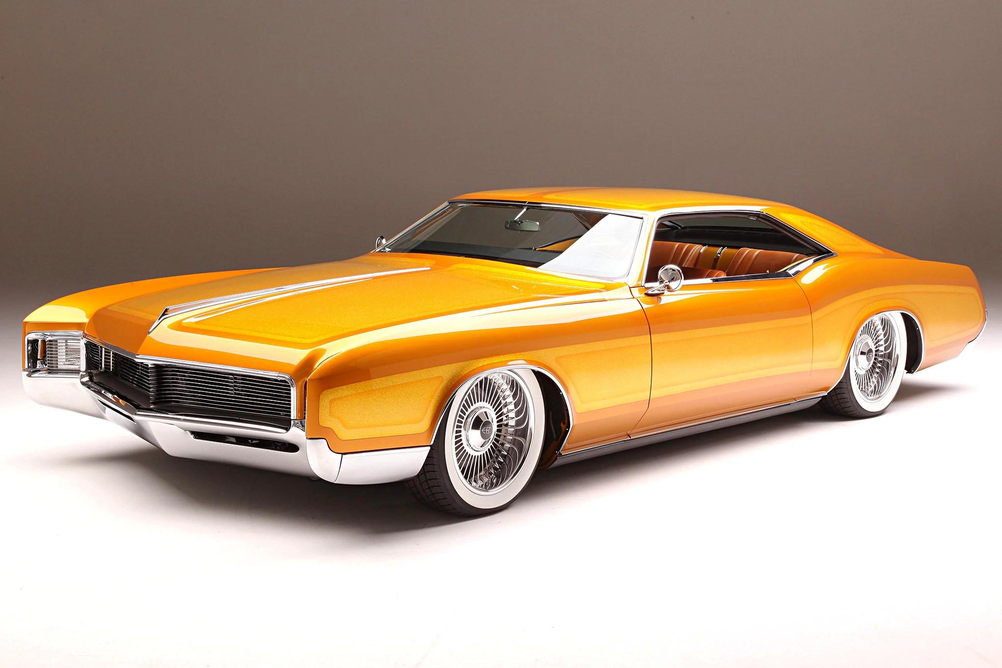 Lowrider Car Hd Wallpaper Al Hummel S Candy Coated Custom Riviera Hot Rod Network