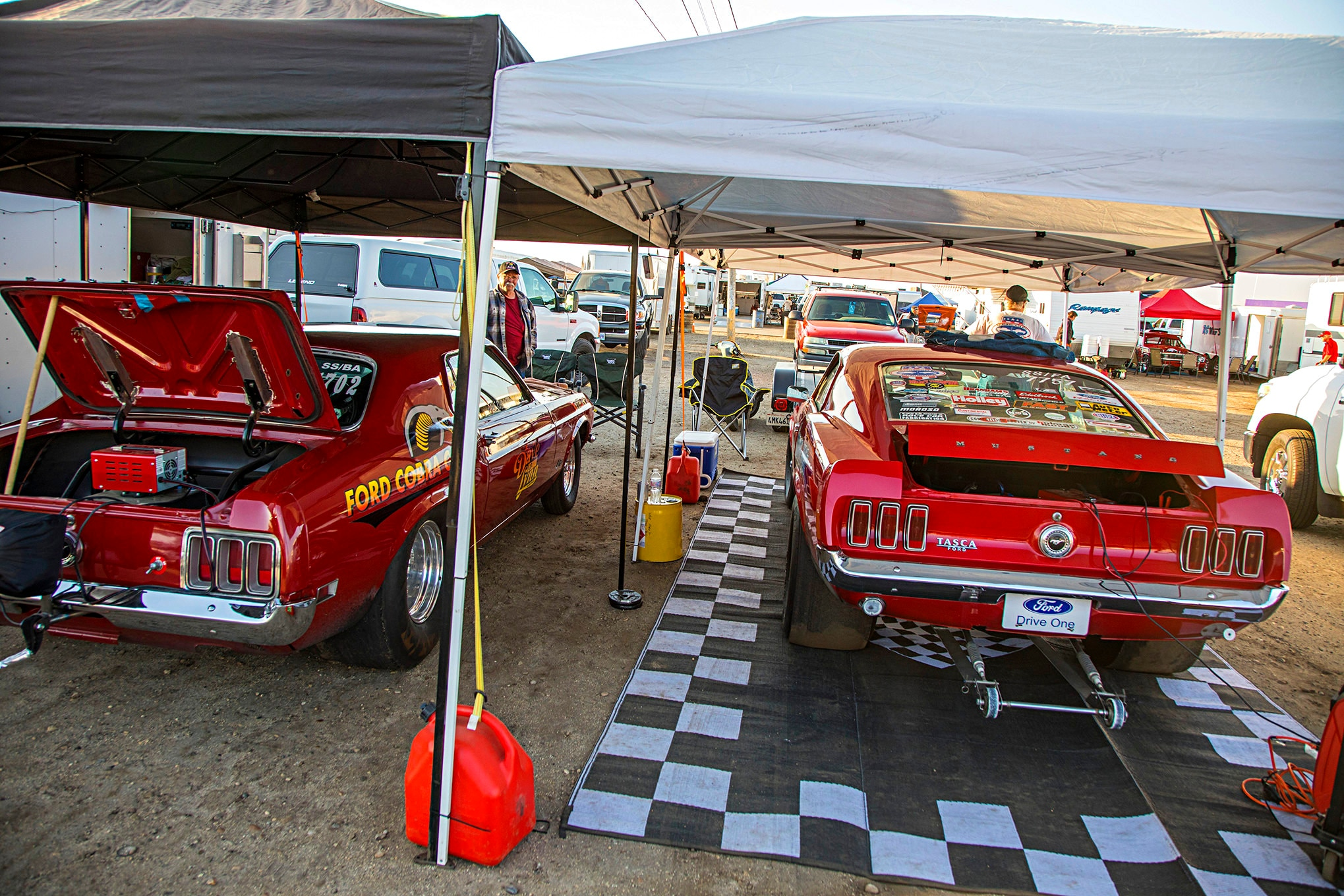 Cars Schrank Retro Racing At The 2018 California Hot Rod Reunion Hot Rod Network