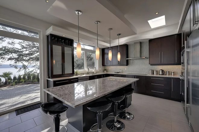 contemporary kitchen creative spaciz spaciz design studio cabinets glass inserts kitchen cabinets clean fiberglass
