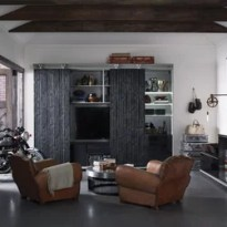 Oklahoma City Man Cave Garage And Shed Design Ideas Remodel