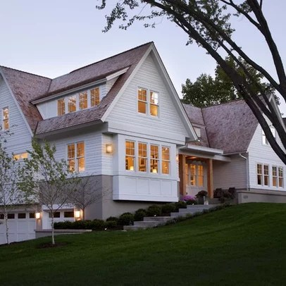 Modern Farmhouse House plans Pinterest Modern farmhouse