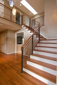 Stairs and Railings - Contemporary