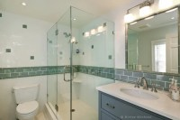 Who said small bathrooms cannot be charming