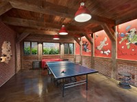 Polished Concrete Floors: Basement Bar ideas - Cleverly ...