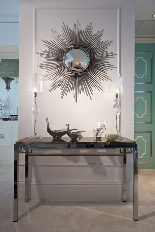 South Floridian getaway inspired by old Hollywood glamour