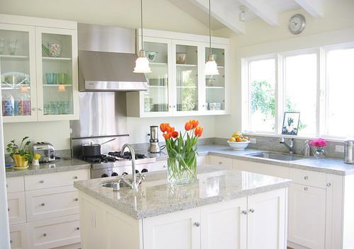 Feldman Architecture contemporary kitchen