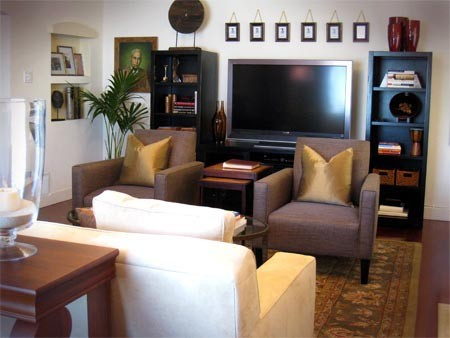 Designing Home Where to put your TV - tv in living room