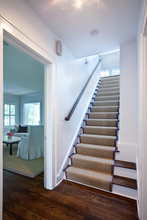 EW Renovation  staircase