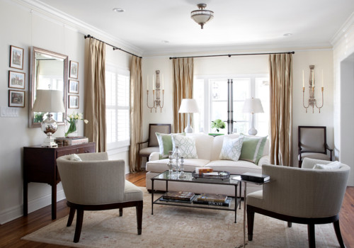Designing Home 10 Tips for decorating a small living room - decorating tips for living room