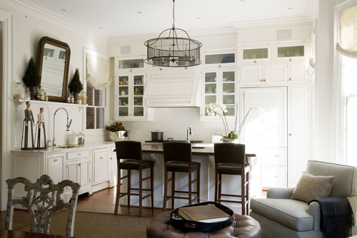 Georgetwon House contemporary kitchen