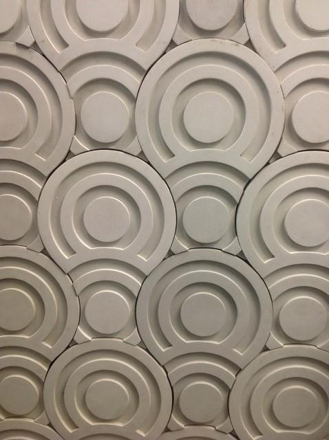Modern 3d Brick Pattern Wallpaper Modern Textures Modern Tile Los Angeles By Filmore