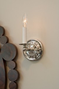 Electric Candle Sconce Close up - Traditional - milwaukee ...