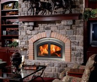 FPX 44 Elite Wood Fireplace - Traditional - Indoor ...