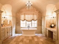 French Country Estate - Traditional - Bathroom - austin ...