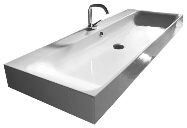 Inspiring Large Bathroom Sinks Home Design 1065