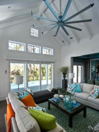 Isis Ceiling Fan - Contemporary - Living Room ...
