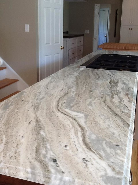 Nice Kitchen Colors Canyon Dawn granite