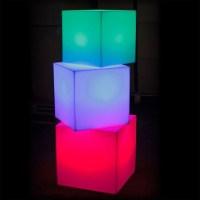 Cube Sharp - Outdoor Portable LED Lamp | Smart & Green ...