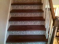 Hoover Tile Stair Risers - Traditional - Staircase ...