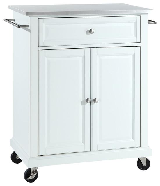 kitchen storage organization kitchen islands carts furniture cambridge stainless steel top kitchen island white