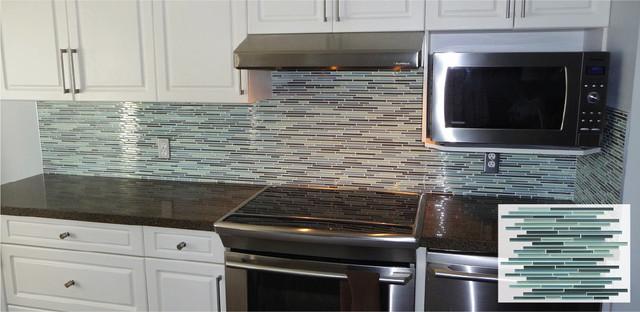 rocky point tile tile stone countertops peel stick backsplash tile kitchen design ideas photos