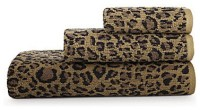Bay Linens Animal Print Bath Towels, Leopard - Eclectic ...