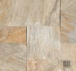 Golden White Quartzite Floor Tile