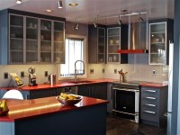 Modern European Kitchen