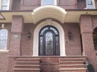 Surrounds & Moldings - Craftsman - Front Doors - new york ...