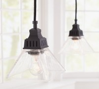 Bixler Pendant Track Lighting | Pottery Barn - Traditional ...