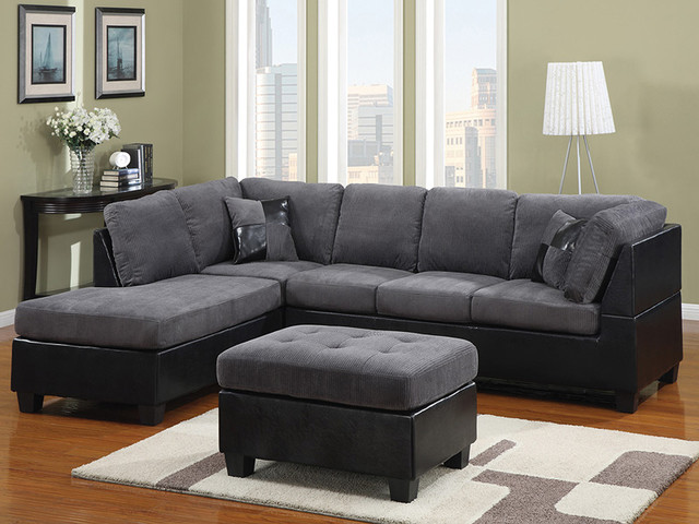 sofa chair with ottoman italian leather gray sofa chair
