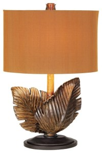 Coastal National Geographic Bali Wana Table Lamp ...