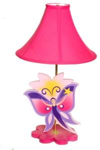 Butterfly Fairy Lamp - Modern - Kids Lamps - santa barbara ...