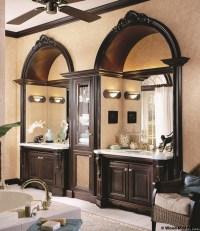 Vanities For Every Style - Mediterranean - Bathroom ...