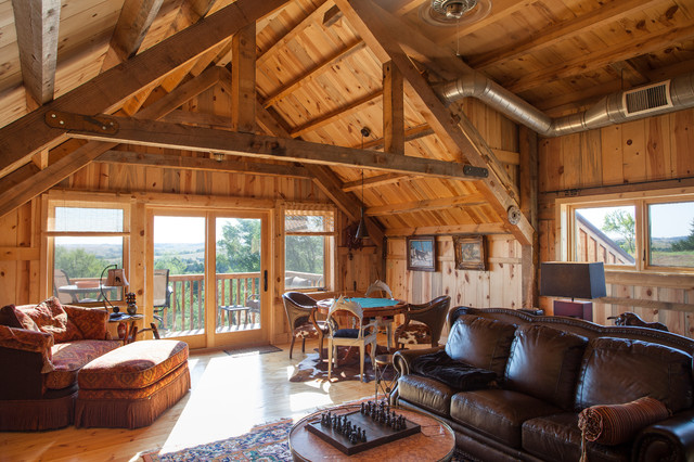 8 Million Dollar Car Wallpapers Loft Living In A Nebraska Barn Home Traditional Living