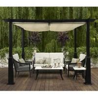 patio canopy modern-patio