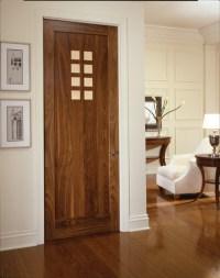 Art Deco door - Modern - Interior Doors - by TruStile Doors