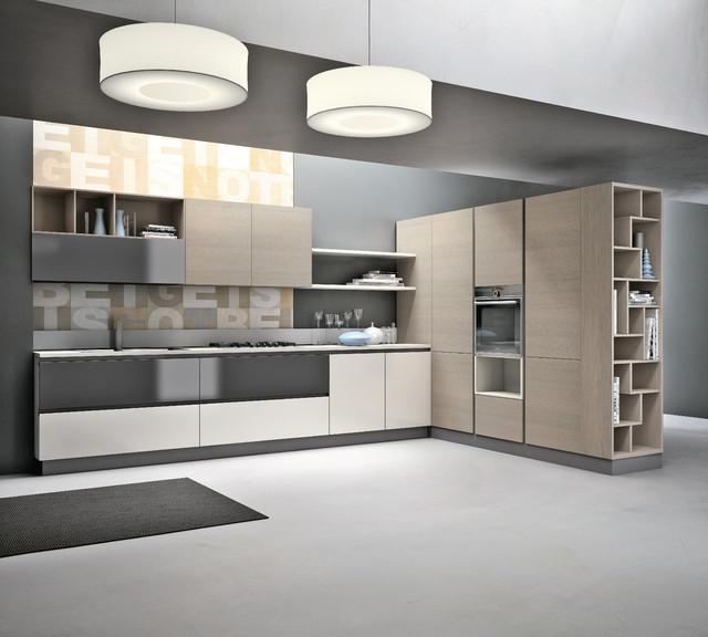 Italian Kitchens Aleve Modern Kitchen