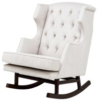 Nurseryworks Empire Rocker - Modern - Rocking Chairs - by ...