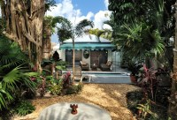 Down Island Digs Vacation Rental - Tropical - Landscape ...