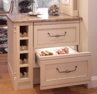 Kitchen Cabinet Accessories - Traditional - Wine Racks ...
