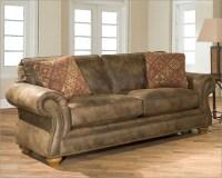 Broyhill - Laramie Queen Sleeper Sofa and Loveseat in ...
