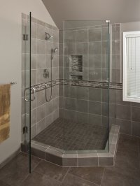 Houzz Bathroom Tile | Joy Studio Design Gallery - Best Design