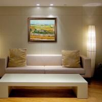 Oil Paintings for Living Rooms - Modern - Living Room ...