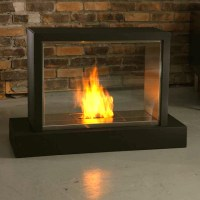 Ventless Gel Fireplace - Modern - Indoor Fireplaces - by ...