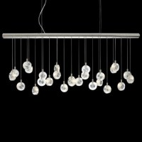 Bling Linear Suspension by LBL Lighting - Contemporary ...