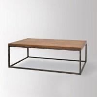 Copenhagen Coffee Table - Modern - Coffee Tables - by West Elm