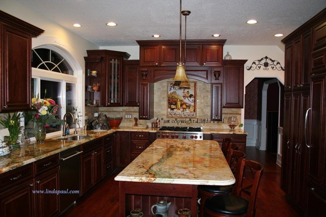 tuscan kitchen backsplash cherry cabinets rare granite kitchen backsplash ideas cherry cabinets cherry kitchen cabinets