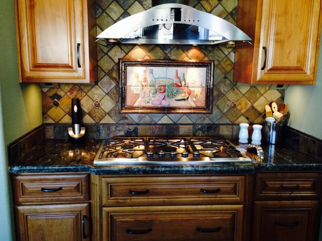 mexican happy hour hand painted tiles kitchen backsplash kitchen white painted brick kitchen backsplash transitional kitchen