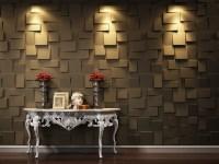 3D WALL PANELS(Blocks) - Contemporary - Wall Panels ...